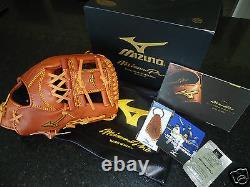 Mizuno Pro Limited Gmp500 Gant De Baseball 11.75 Rh Avec Bonus Extras $499.99+