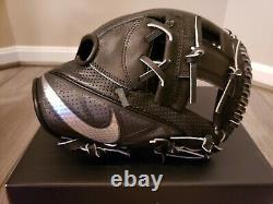 Nib Men's Nike Hyperfuse Mvp Elite Pro 11.5 Leather Baseball Softball Glove Rht