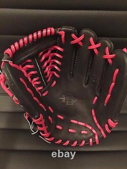 Nike Mvp Select Pro Baseball Glove 11.75'' Red San Diego State University (sdsu)