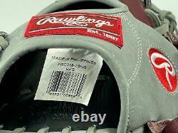 Nouveau Coeur Rawlings De L'hide Pro Infield Gants De Baseball 11.75 Hoh Pro315-2shg