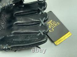Nouveau! Rawlings Gold Glove Pro Infield Gants De Baseball 11.75 Rggnp5-2b T.n.-o. Rare
