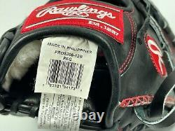 Nouveau! Rawlings Max Scherzer Pro Gants De Baseball Infield/pitcher Préférés 12
