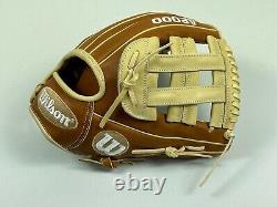 Nouveau! Wilson A2000 Pp05 Pro Stock Mlb Infield Gants De Baseball 11,5 Mitt Rh Lancer