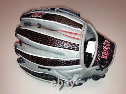 Nouveau Wilson A2k 1795 Blaze Pro Stock 12 Baseball Glove Rht A2000