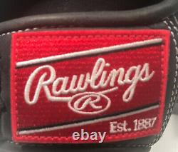 Rawlings Black Heart Of The Hide 11.5 Pro314 Sbpt-2b Softball Glove Made In USA