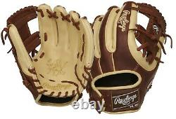 Rawlings Coeur De La Cache 11.5 Gants De Baseball Infielder Pro314-2cti