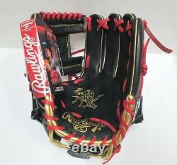 Rawlings Coeur De La Cache 11.75 Gants De Baseball Rh Infield I Web Pro205w-2bg