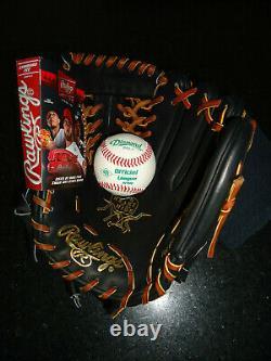 Rawlings Coeur De La Cache (hoh) Pro204-4jbt Gants De Baseball 11,5 Rh 279,99 $
