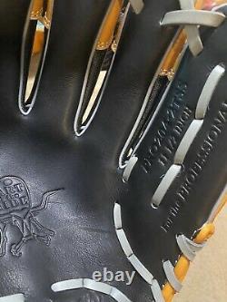 Rawlings Coeur De La Hide Dec. Glove Of Month Gold Glove Club 11.5 Pro204-2tss