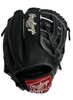Rawlings Custom Heart Of The Hide Fielder Gant Pro204-6 Black Horween Rht 11,5