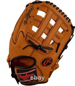 Rawlings Custom Heart Of The Hide Pro204w-6 Gants Infield 11.5