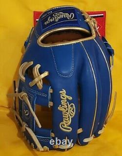 Rawlings Custom Shop Hoh Pro204-2 Gant De Baseball 11,5 Rht T.n.-o. Primo