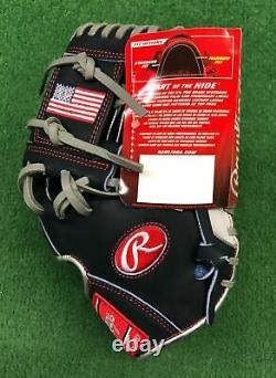Rawlings Heart Of The Hide 11.5 États-unis Infield Baseball Glove Pro204-2usa
