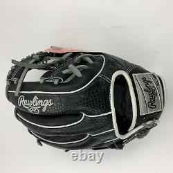 Rawlings Heart Of The Hide 11.5 Gant De Baseball Intérieur Rht Pro314-2dsb Nouveau