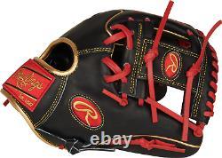 Rawlings Heart Of The Hide 11.75 Gant De Baseball Infielder Pro205w-2bg