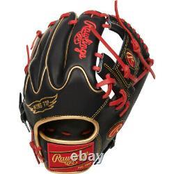 Rawlings Heart Of The Hide 11.75 Gants De Baseball Infield I Web Pro205w-2bg