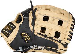 Rawlings Heart Of The Hide 11.75 Gants De Baseball Infielder Pro205-6bcss