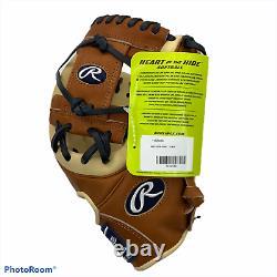 Rawlings Heart Of The Hide 11.75 Infield Gants De Baseball Rht Pro715sb-2cgb Nouveau