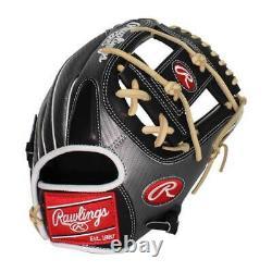 Rawlings Heart Of The Hide Hyper Shell 11.5 Pouces Gant De Baseball Rht Pro204-2bcf