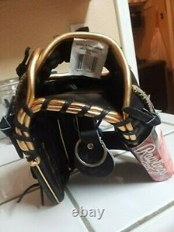 Rawlings Heart Of The Hide Pro Goldy IV 11.5 Gold Glove Club Octobre 2020