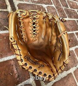 Rawlings Heart Of The Hide Pro12tcs Made In USA Trapeze Baseball Glove Horween
