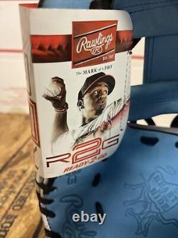 Rawlings Heart Of The Hide Pro204-2cbh 11.5 Gant De Baseball Rht