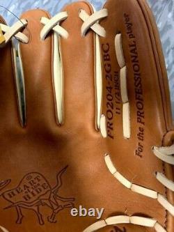 Rawlings Heart Of The Hide Pro204-2gbc Right Handed Infielders Gant Nouveau