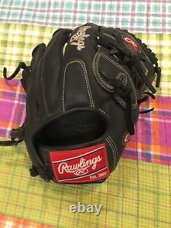 Rawlings Heart Of The Hide Pro204dc-9b Gant De Baseball 11.5 Rh