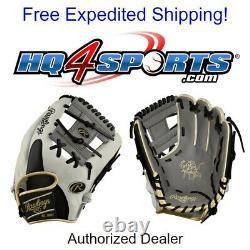 Rawlings Heart Of The Hide Pro2052hq 11.75 Gants De Baseball Pour Adultes Infield Rht