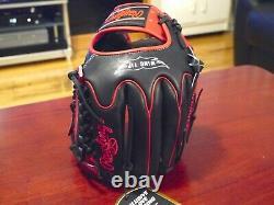 Rawlings Heart Of The Hide Pro205w-4sbs Wingtip 11.75 Gant De Baseball