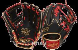 Rawlings Heart Of The Hide Pro205w2bg 11.75 Gant De Baseball-rht