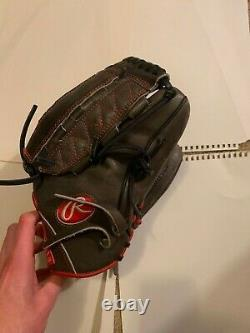 Rawlings Heart Of The Hide Pro208-12ds Pitchers Gant