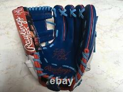 Rawlings Heart Of The Hide Puerto Rico Infield Glove Special Edition Taille 11,5