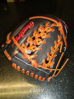 Rawlings Heart Of The Hide (hoh) Gant De Baseball Pro204-4jb 11,5 Lh 259,99 $
