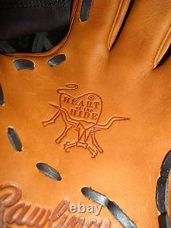 Rawlings Heart Of The Hide (hoh) Narrow Fit Pro315-2gbb Gant 11,75 Rh $259.99