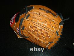 Rawlings Heart Of The Hide (hoh) Pro Issue Pro1175-14gbbpro Gant 11.75 Rh