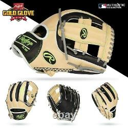 Rawlings Hoh 11.75 Gold Glove Club Juillet 2021 Infield Pro315-13bco 2-day Navire