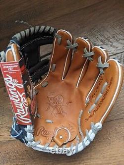 Rawlings Hoh Coeur De La Cache 11.5 Infield Gants De Baseball, Pro314-2gbn, Nwt