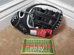 Rawlings Hoh Coeur De La Cache 11.5 Infield Gants De Baseball, Pro314-6bw, Nwt