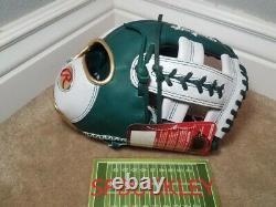Rawlings Hoh Coeur De La Cache 11.5 Pro-lucky V Infield Gants De Baseball, Nwt
