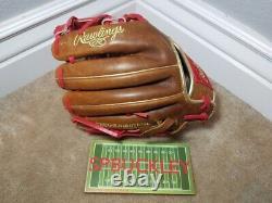 Rawlings Hoh Heart Of The Hide 11.5 Gant De Baseball Intérieur, Pro204-2tig, Nouveau
