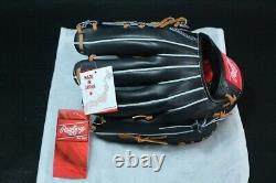 Rawlings Pro Gant De Baseball Préféré Infield Infield Infielder Gh8prj5 B 11,5 Rht Wagyu
