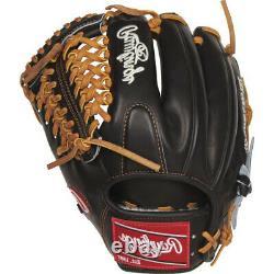 Rawlings Pro Gant De Baseball Préféré Trapeze Lht 11.75 Pros205-4cbt Infielder