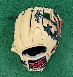 Rawlings Pro Préféré 11,5 Infield Gants De Baseball Pros204-2c