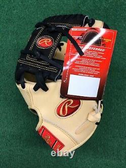 Rawlings Pro Preferred 11.5 Gant De Baseball Intérieur Pros204w-2cbg