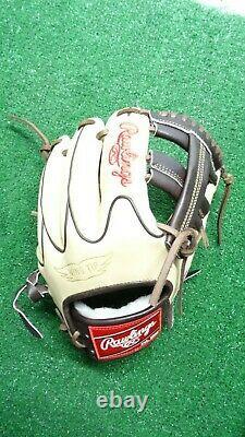 Rawlings Pro Preferred 11.5 Gant De Baseball Pros204w-1cmo Rht T.nwt