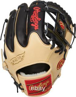 Rawlings Pro Preferred 11,5 Gants De Baseball Pour Infielder Pros204w-2cbg