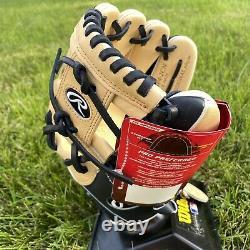 Rawlings Pro Preferred 11,5 Gants De Baseball Pour Infielder Prosnp4-2cn