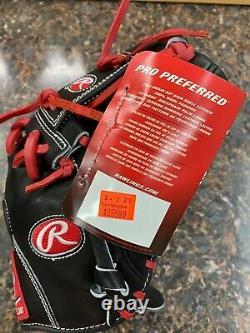 Rawlings Pro Preferred 11.75 Gants De Baseball Infielder/outfielder