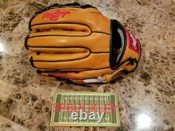 Rawlings Pro Preferred 11.75 Gants De Baseball, Pros315-2rtbpro, Rht, Nwt